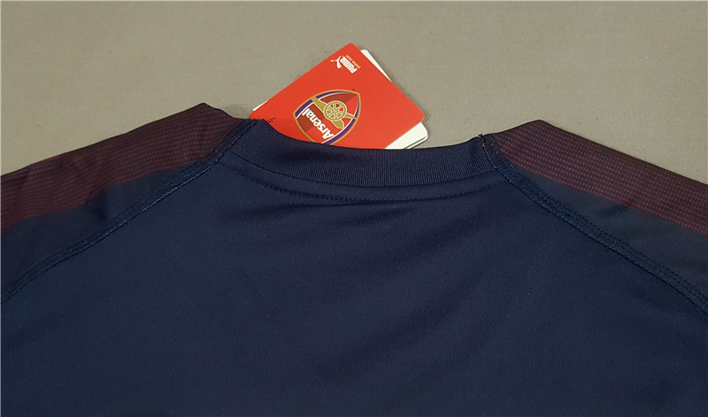 ... Arsenal 18 19 Away Soccer Jersey ... dde5b5641