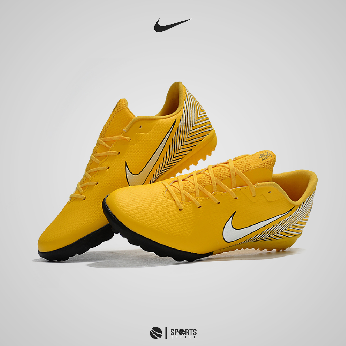 0814fb44684 ... Nike Mercurial Vapor XII Neymar Yellow TF Soccer Cleat ...