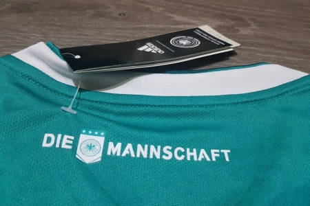 Adidas Germany WC 2018 Away Soccer Jersey ... c841a7673